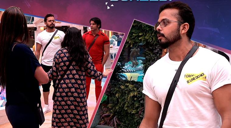 Sreesanth Big Boss 12