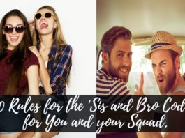 10 Rules Of The 'Sis & Bro Code' For You & Your Squad