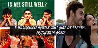 5 BOLLYWOOD MOVIES THAT GAVE US SERIOUS FRIENDSHIP GOALS!