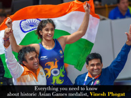 vinesh phogat asian games