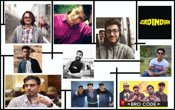 Top 10 Most Popular YouTubers In India And Their Channels 2018