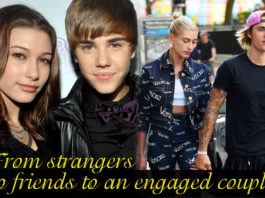 justin bieber with his girlfriend