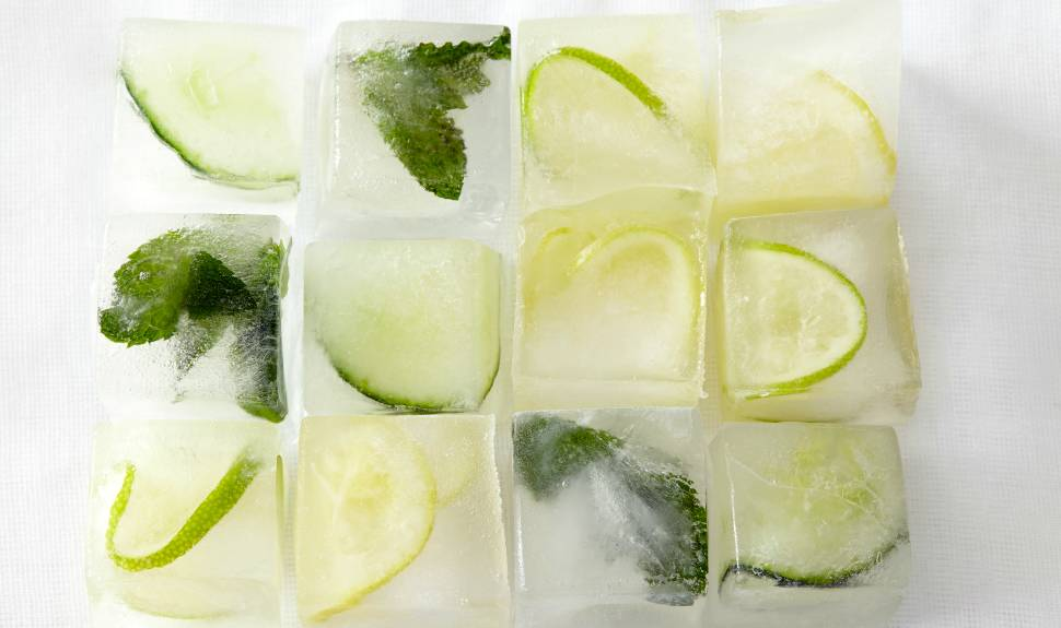 Cucumber and Honey Cube Cleanser:
