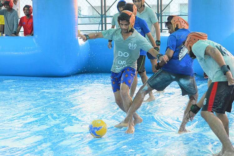 Soap Football – Saket