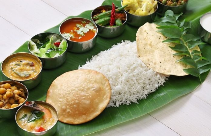 dishes of South India