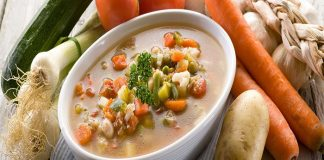 food to keep warmer this winter