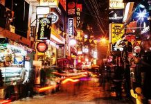 Places to visit in delhi at night