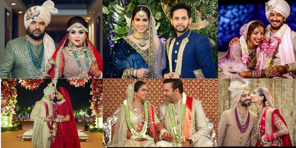 Adios 2018 The Year Of Weddings Here Are The Celebrities Who Got