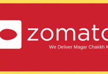 Zomato delivery boy Viral Video