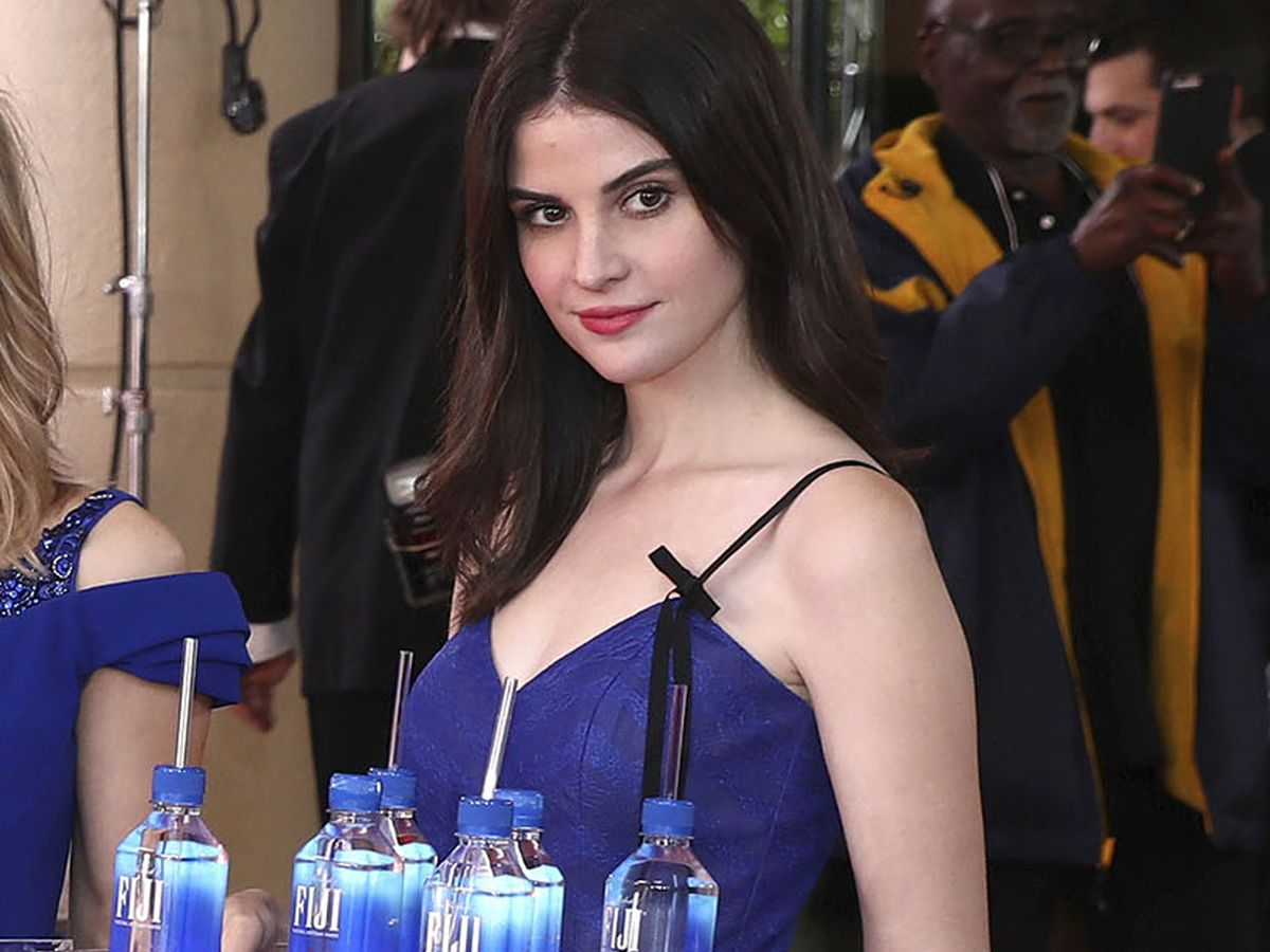 Fiji Water Girl