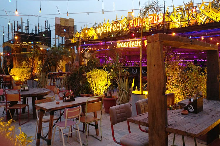 Best Rooftop Restaurants in Delhi NCR