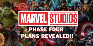 Revealed: Marvel Studio's Phase Four plans REVEALED!! Doctor Strange, Thor 4, Black Widow, Immortals and many more…