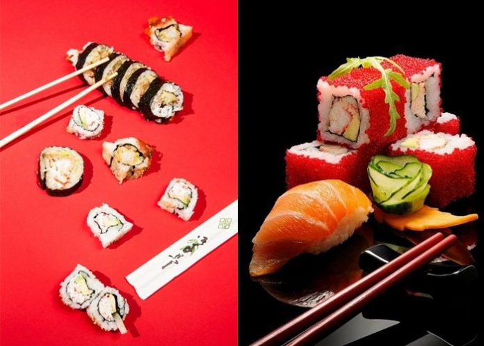 If you love Sushi... you will find us!