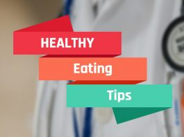 Healthy eating tips for doctors