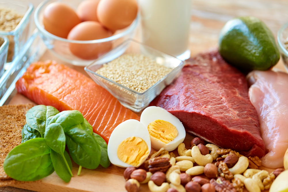 Include proteins heartily in your meals