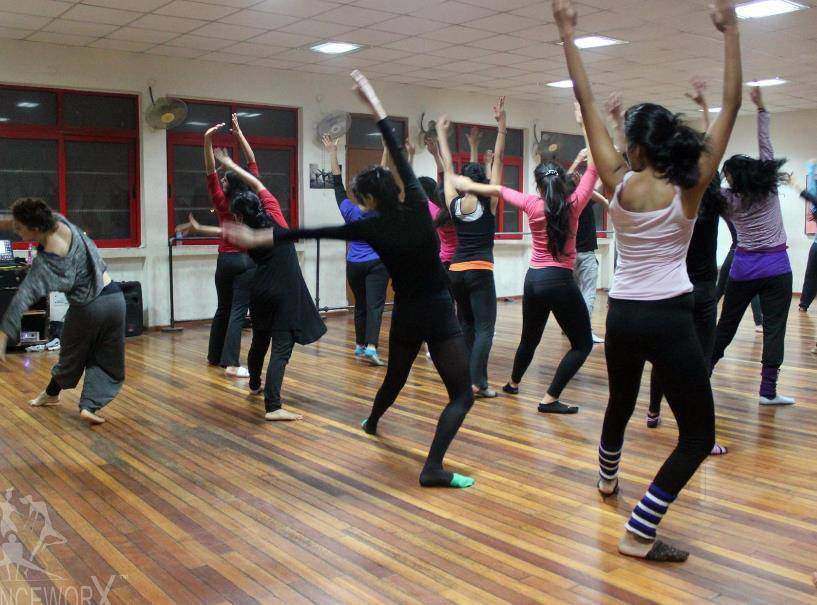 The Danceworx Academy