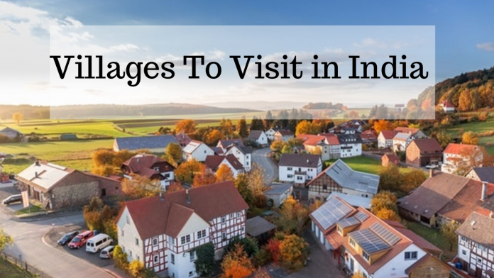 top 10 villages to visit in India