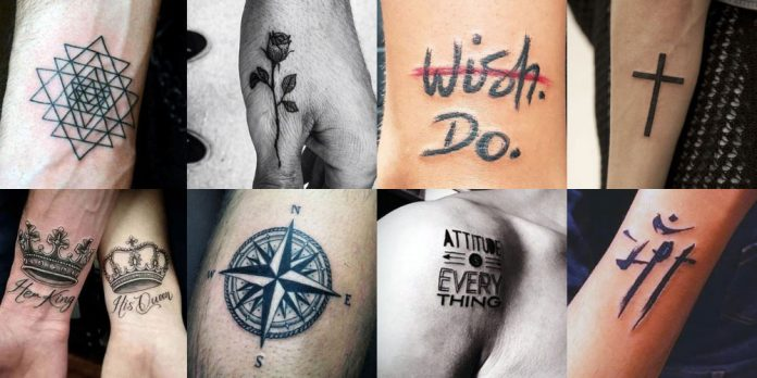 Trending Tattoos for Men!! Check them out!