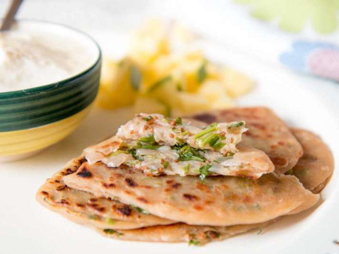 best places in Delhi to have a unique paratha experience