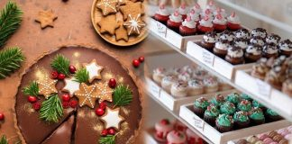 Best bakeries in Delhi for Christmas cakes